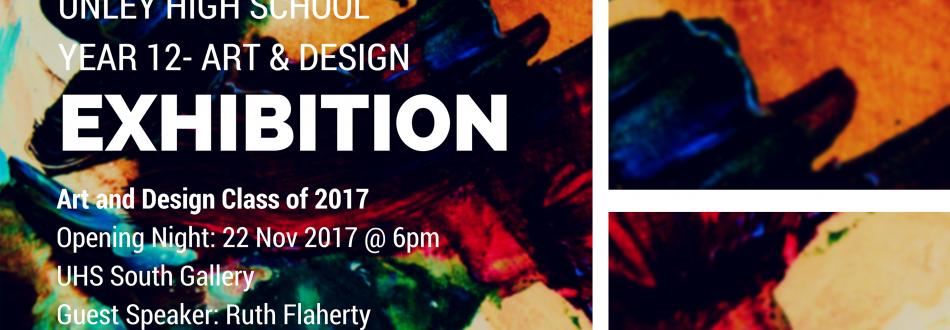 Year 12 Art & Design Exhibition