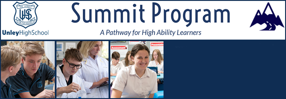 Summit Program for High Ability Learners